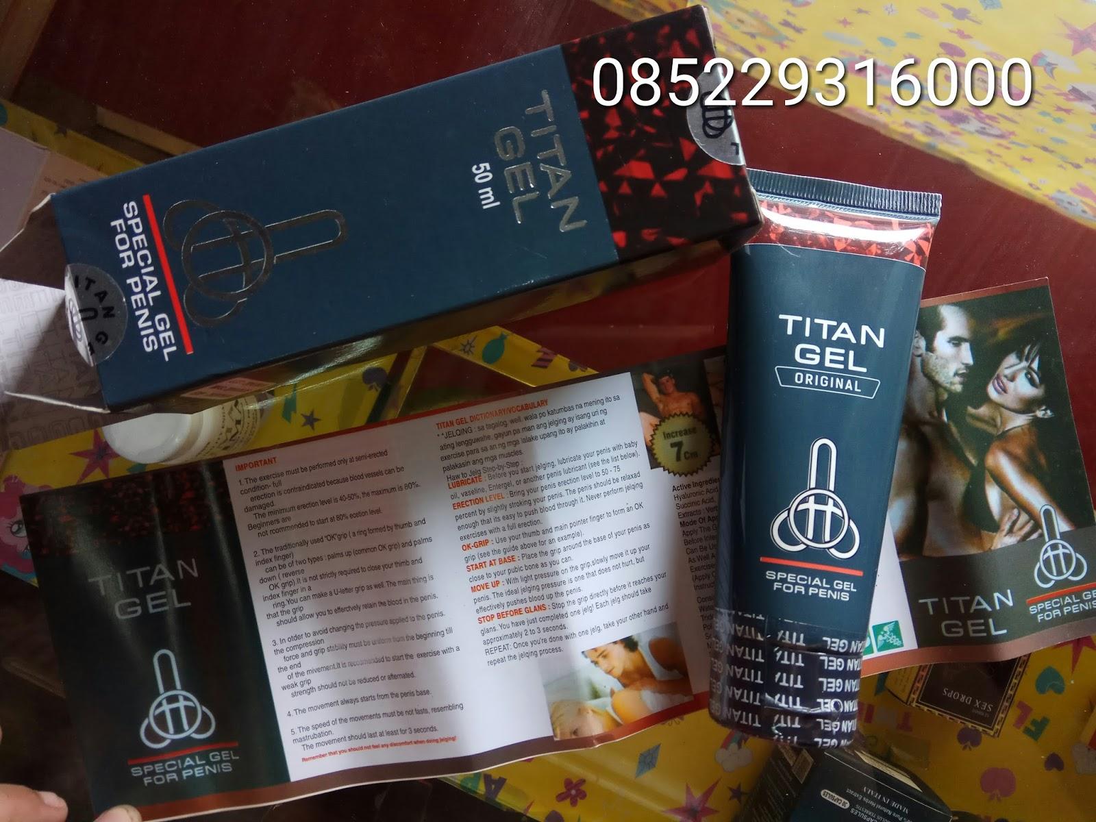 jual titan gel asli di bandung buktikan produk asli harga termurah