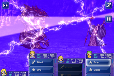 Final Fantasy VI Mod Apk 2.1.5-screenshot