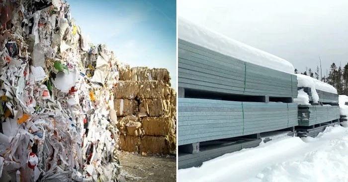 Canadian Company Recycles 80% Of Plastic Waste In Halifax Into Lumber