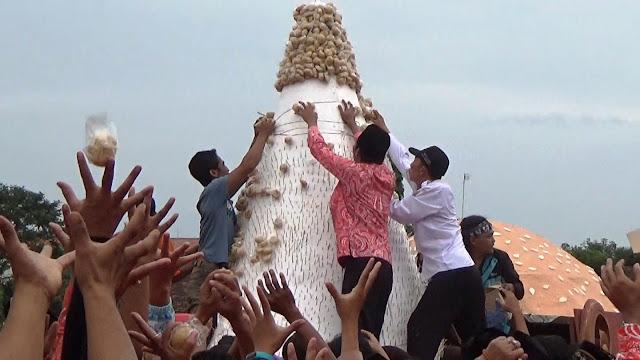 Maulid Nabi, Kota Mojokerto Gelar Kenduri 5000 Layah dan Parade Lintas Budaya