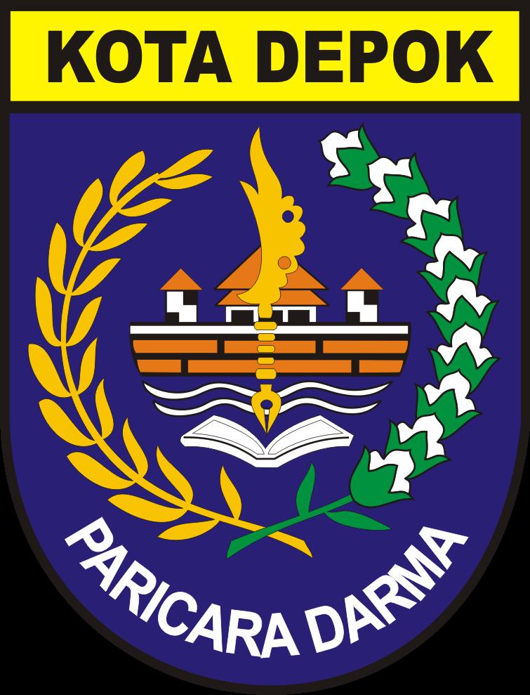 Hasil gambar untuk logo kota depok