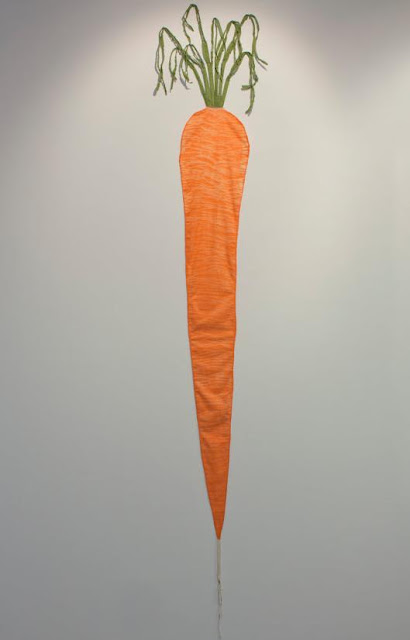 Carrot Scarf