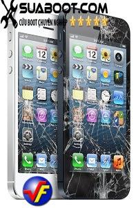 Co can phai thay nguyen bo man hinh khi iphone 5 bi vo mat kinh hay khong