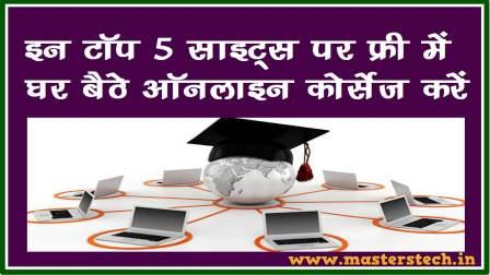 Online Education Websites