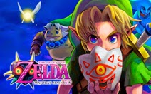 unboxing the legend of zelda majoras mask nintendo 3ds
