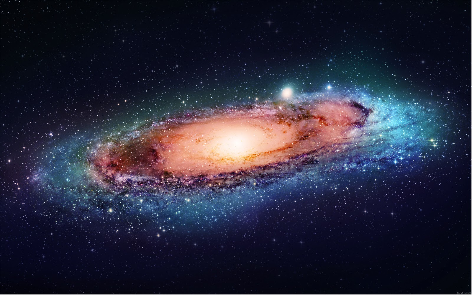 Andromeda Galaxy Wallpapers Space