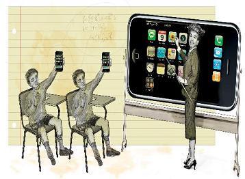 celular y educación