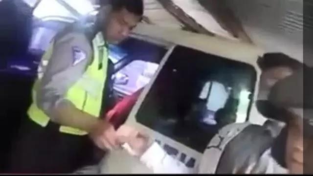Memalukan, Polisi Semarang Minta Denda Rp 1,5 Juta Tanpa Tilang