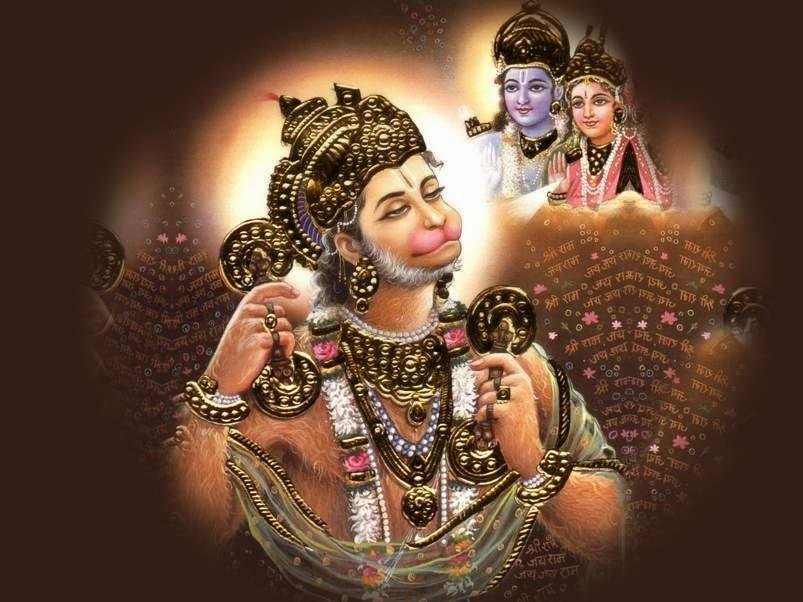 Jai Hanuman Ji HD (High Definition) Wallpapers