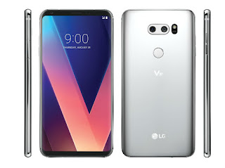 LG V30 press renders reportedly leaked ahead of August 31 official launch