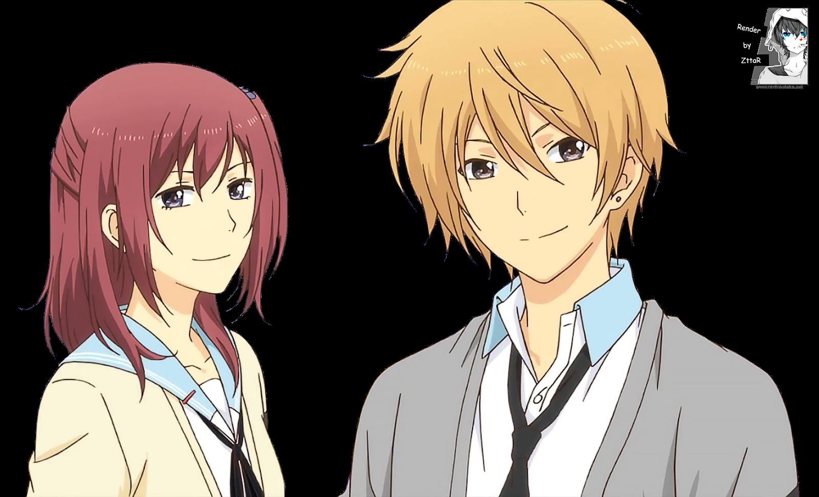 Render Kariu Rena & Ooga Kazuomi