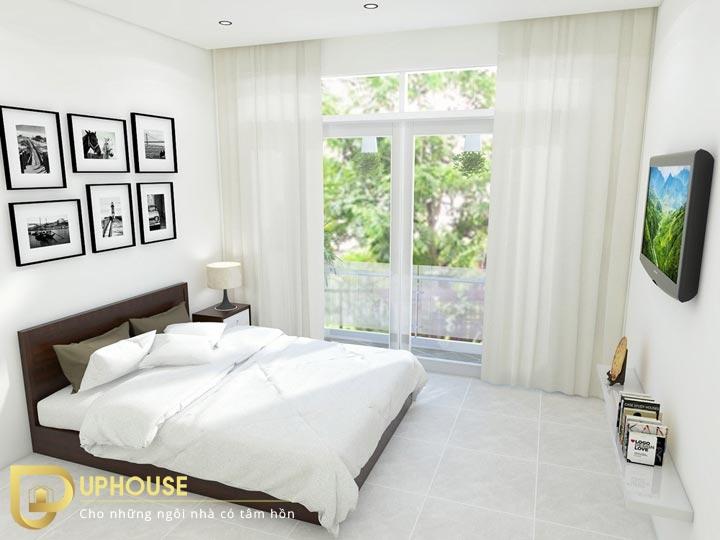 Phòng ngủ tối giản đẹp 03