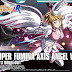 HGBF Super Fumina Axis Angel Ver. - Release Info, Box art and Official Images