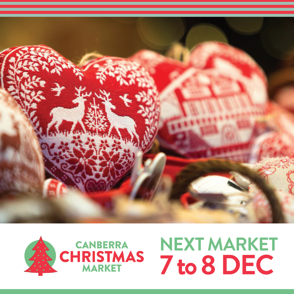 Canberra Christmas Markets