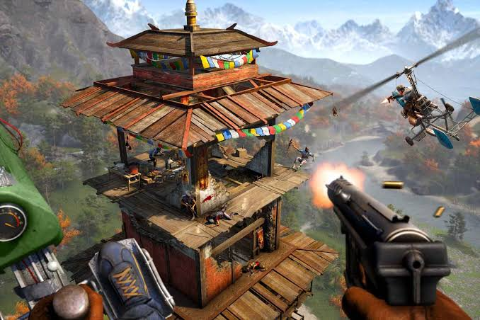 Far Cry 4 - Download Ultra Compressed Games, Highly