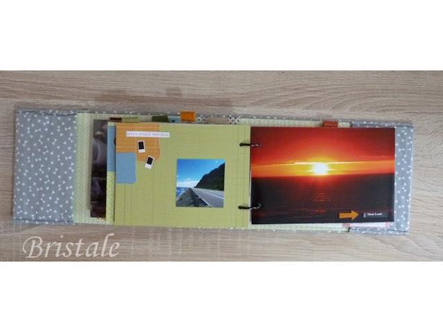 mini album scrap gaspesie atelier edwige bufquin - photo 32