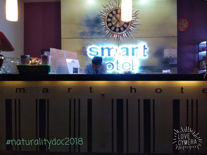 Bermalam di Smart Hotel Thamrin