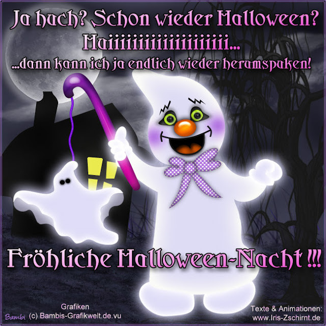 Happy halloween in german - frohliches halloween images free download
