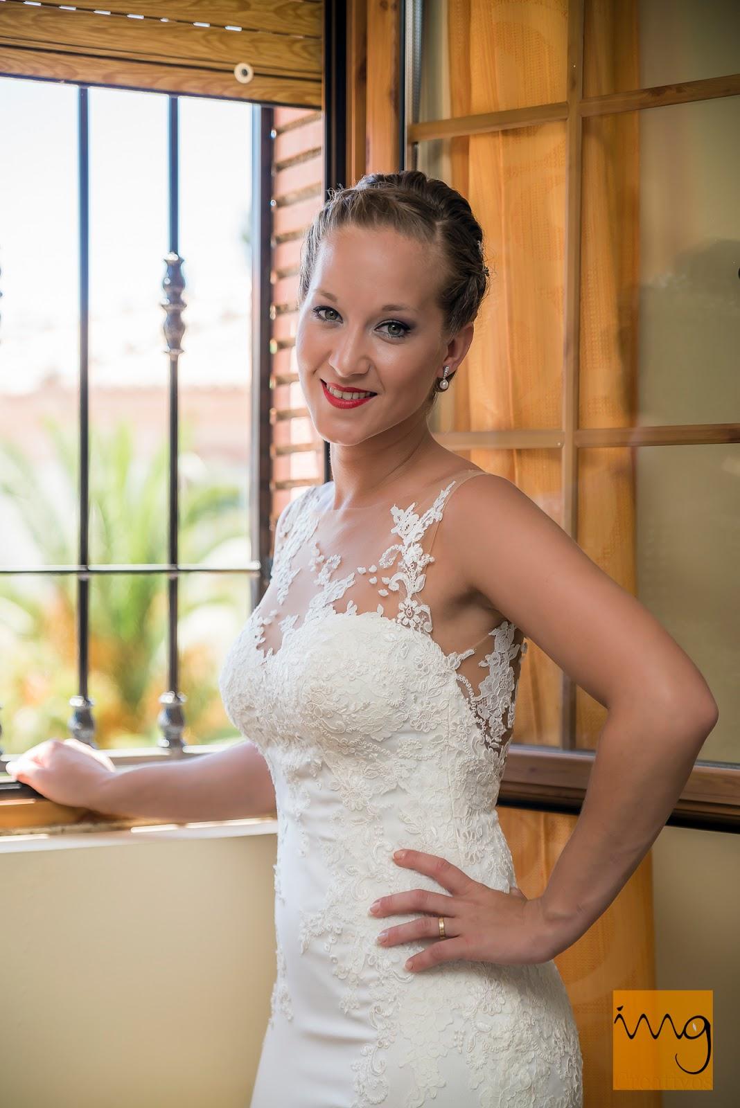 Retrato de boda en Granada