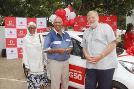 Vodafone Lottery Winner