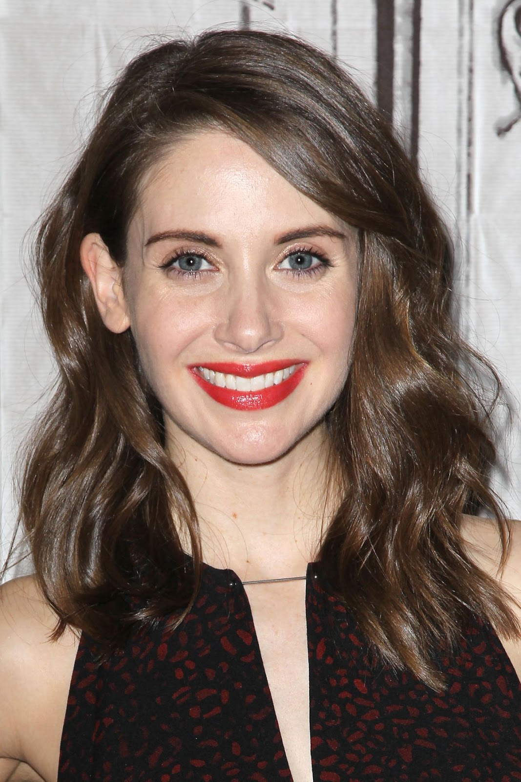 Alison Brie at AOL Build Speaker Series in New York