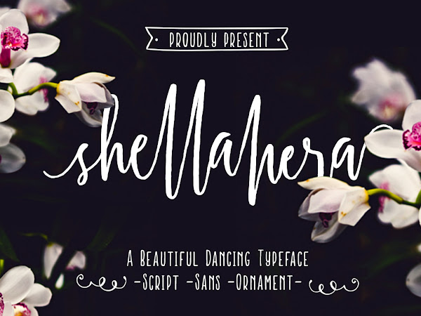 Download ShellaHera Script Font Free