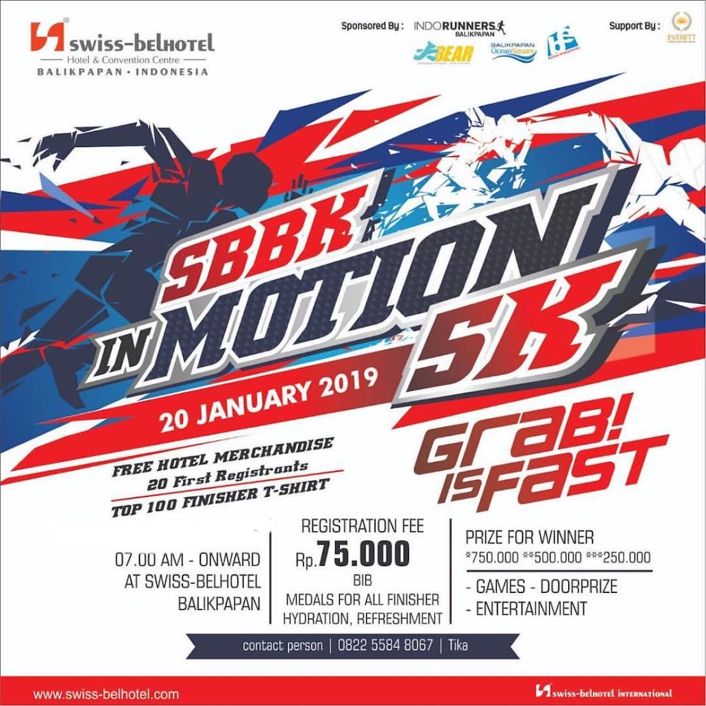 SBBK in Motion • 2019