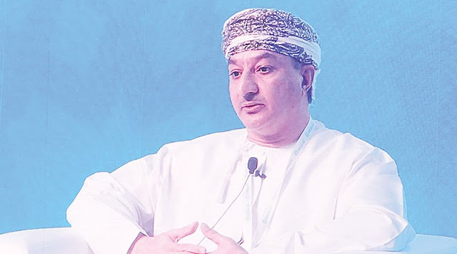 Hilal Ali al Kharusi, Executive Managing Director of Oman Oil Duqm Development Company