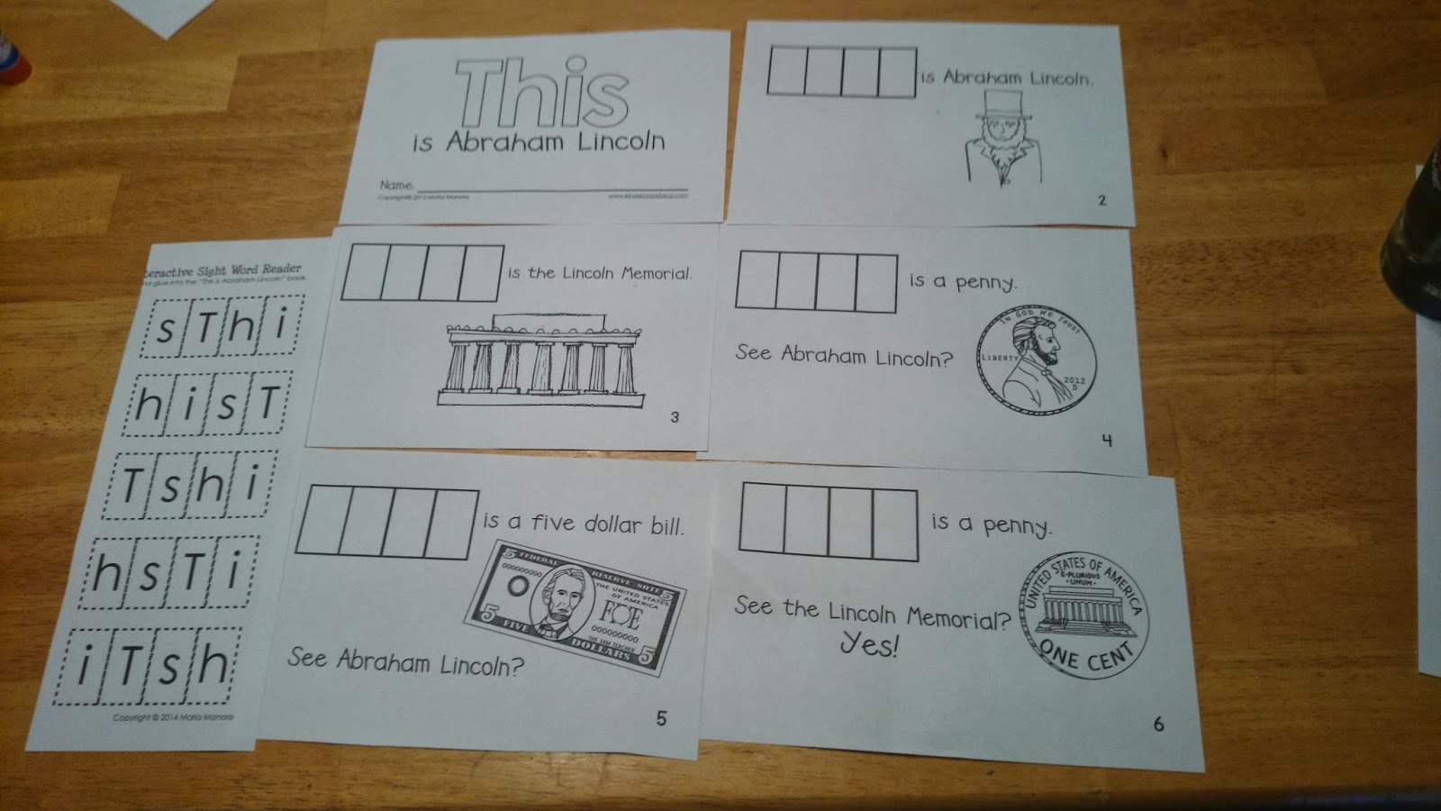 Raising Samuels Life Abraham Lincoln And Cents T Is For