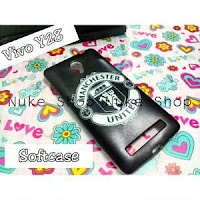 Softcase Handphone Vivo Y28 Custom