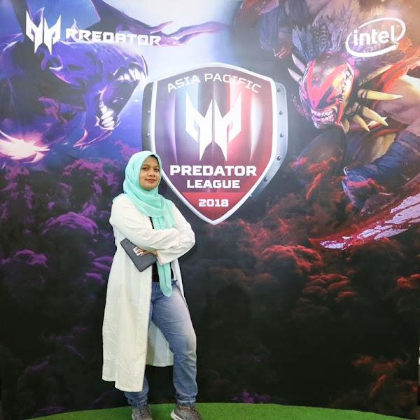 Indonesia Menjadi Tuan Rumah Grand Final APAC Predator League 2018