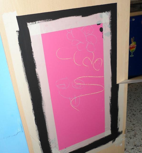 La Creatività di Anna!!!: Tutorial: come realizzare una Lavagnetta ...