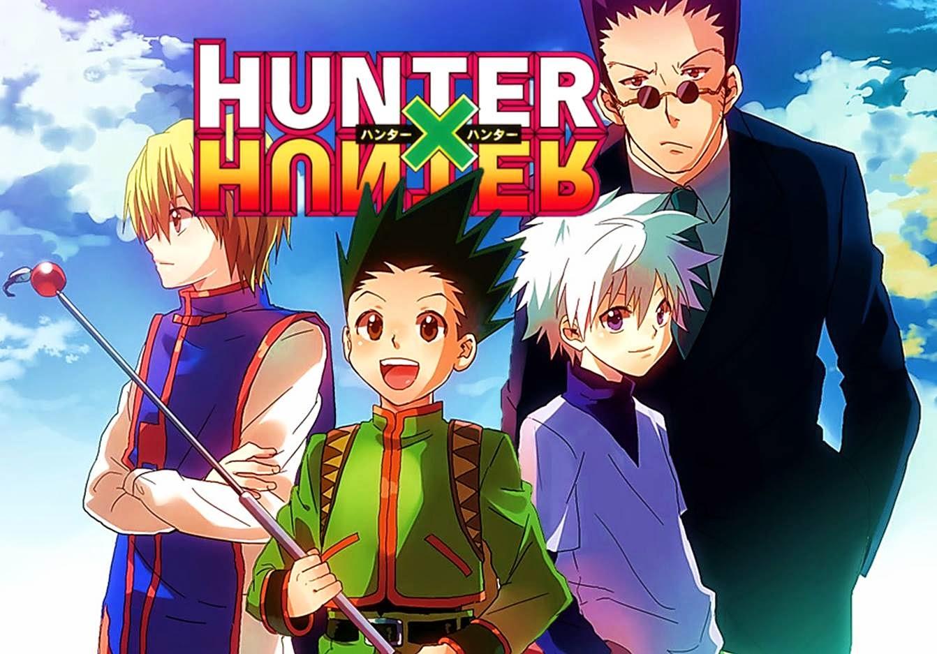 4k phone iphone kurapika gon killua leorio (hunter x hunter) mobile wallpaper. Hunter x Hunter 2011
