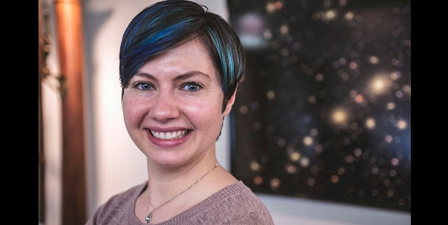 Southwest Research Institute's Dr. Natalie Hinkel created the Hypatia Catalog to help scientists connect the elements in nearby stars with the compositions of orbiting exoplanets to better understand potential habitability. Image Courtesy of Josh Balboa