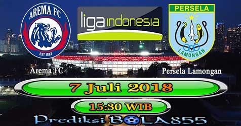 Prediksi Bola855 Arema FC vs Persela Lamongan 7 Juli 2018