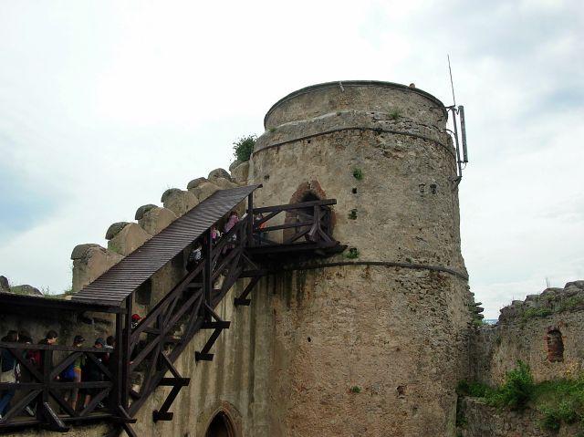 Karkonosze, Jelenia Góra, mury, schody