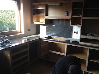 keukenrenovatie Gent