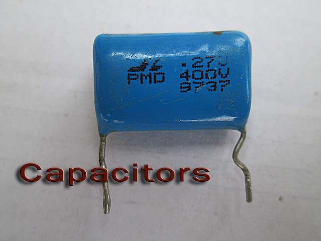 fixed capacitor
