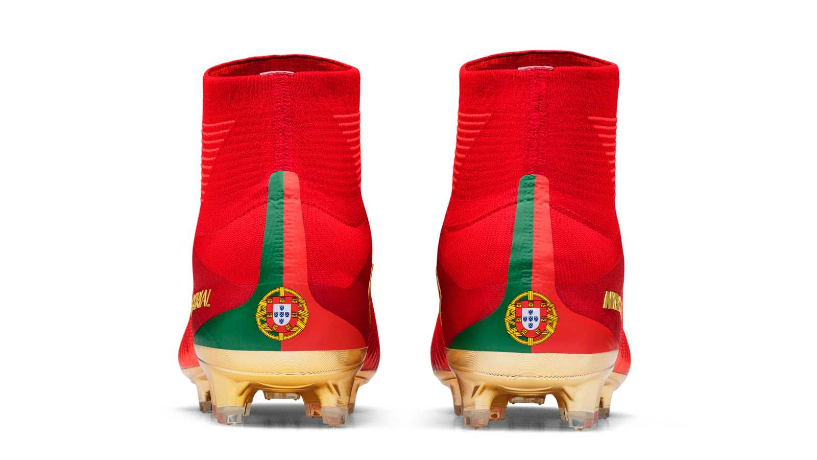 The Nike Mercurial Superfly CR7 Campeões soccer cleats will not be  available to buy - they are exclusive to the legend himself.