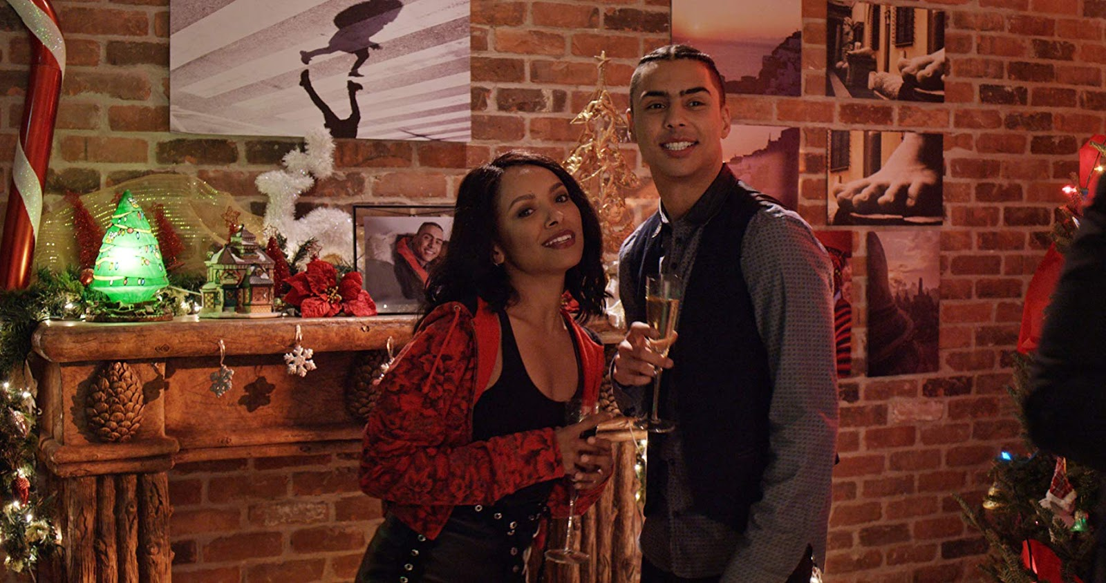 Kat Graham, Quincy Brown