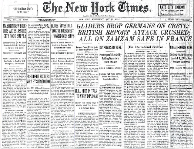 NY Times Crete 21 May 1941 worldwartwo.filminspector.com