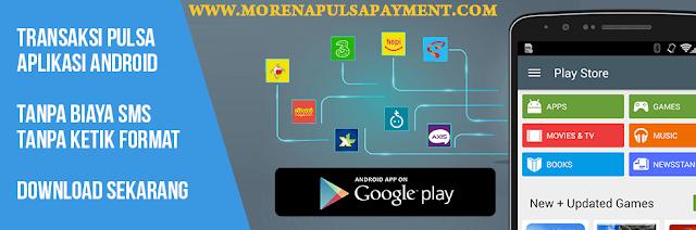 Morena Pulsa Server Termurah Tercanggih CV. Jasa Payment Solution