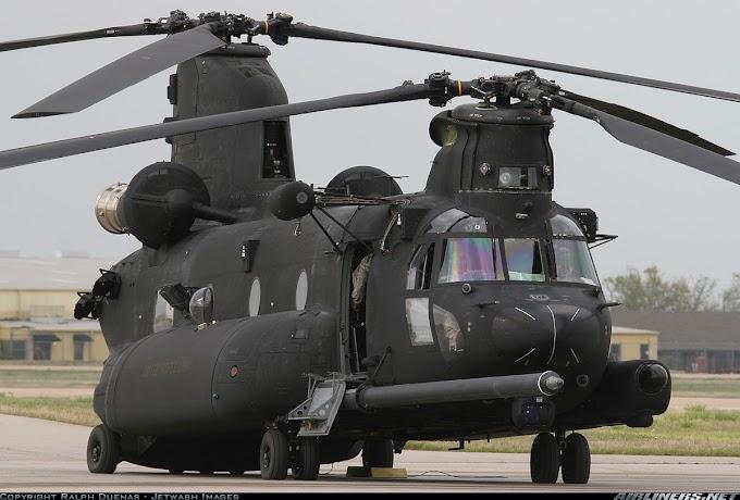 चिनूक हेलीकॉप्टर भारतीय वायुसेना के बेड़े में शामिल : CURRENT AFFAIRS IN HINDI