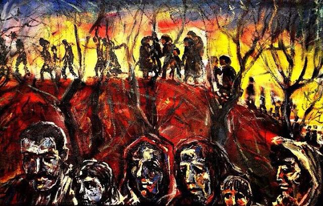Φλώρινα: Ειρηνική διαμαρτυρία με αφορμή την Παγκόσμια Ημέρα Γενοκτονίας