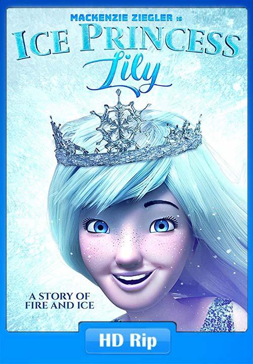 Ice Princess Lily 2018 720p WEBRip x264   480p 300MB   100MB HEVC Poster