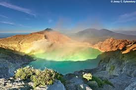 Ijen Mountain