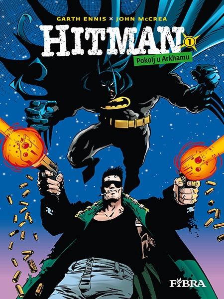 Pokolj u Arkhamu - Hitman