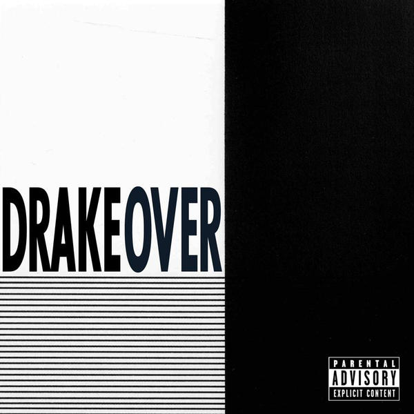 Drake - Over - Single Cover