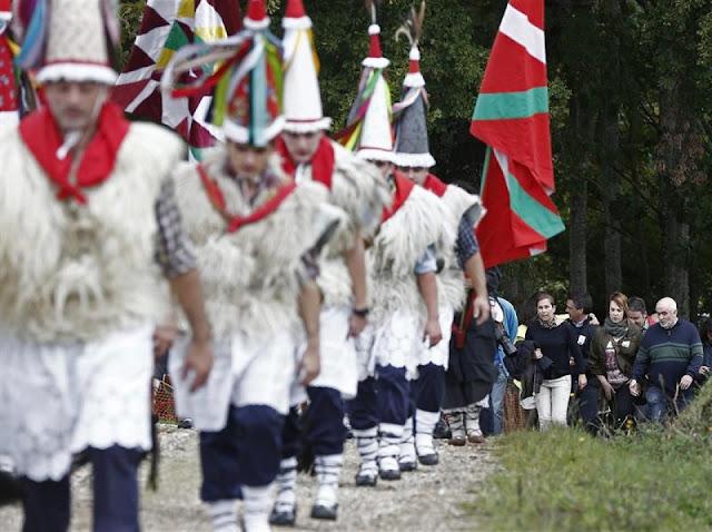 Nadie cuestiona la bandera de Navarra (¡ya, ya!)
