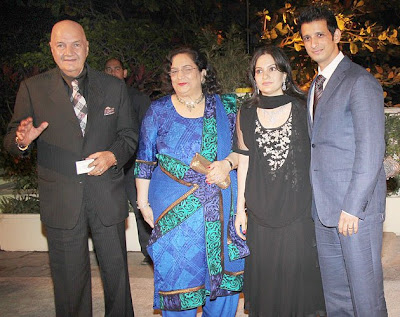 Sharman Joshi In Laws
